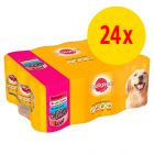 Multipack Pedigree Selection Adult 24 x 400 g