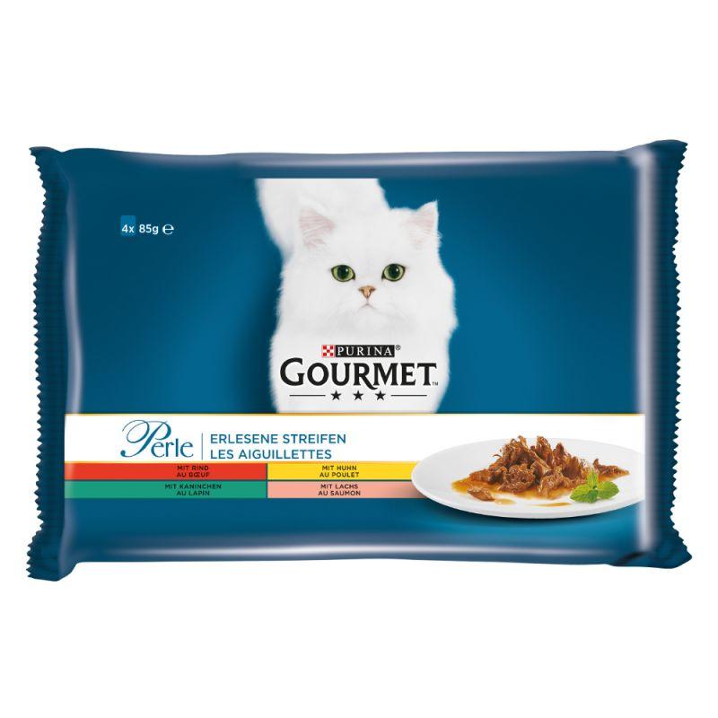 Multipack - Gourmet Perle 4 x 85 g