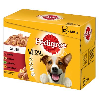 Multipack Pedigree Adult en bolsitas