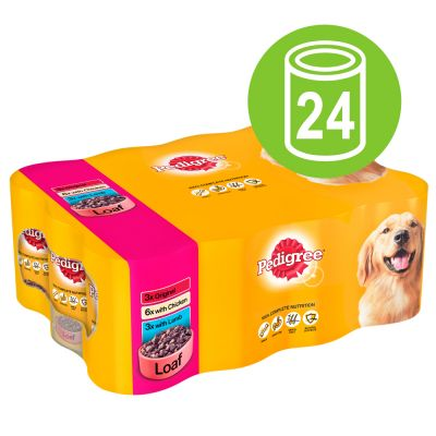 Multipack Pedigree Adult Selection 24 x 400 g pour chien