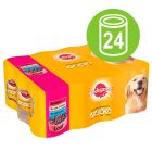 Multipack Pedigree Selection Adult 24 x 400 g - Pack económico