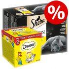 Multipack Sheba maaltijdzakjes 12 x 85 g