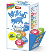 Multipak Animonda Milkies Selection Kattenvoer