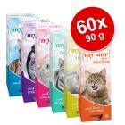 My Star comida húmida para gatos 60 x 90 g - Pack económico