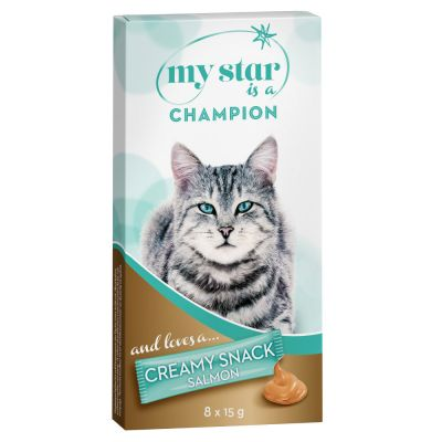 My Star is a Champion - Salmon Creamy Snack