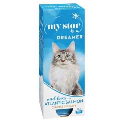 My Star is a Dreamer saumon de l'Atlantique pour chat