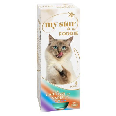 My Star is a Foodie Mousse – Mixed Pack