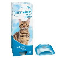 My Star is a Hero veau pour chat