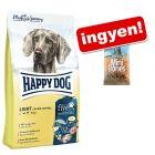 Nagytasakos Happy Dog Supreme fit & vital + Barkoo Mini Bones ingyen!
