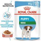 Nassfutter als Ergänzung zu Royal Canin Mini Puppy
