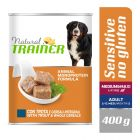 Natural Trainer Sensitive No Gluten Adult 1 x 400 g