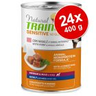 Natural Trainer Sensitive No Gluten Adult 24 x 400 g