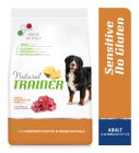 Natural Trainer Sensitive No Gluten Adult Medium/Maxi con Agnello