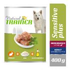 Natural Trainer Sensitive Plus Adult 6 x 400 g
