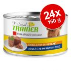 Natural Trainer Small & Toy Adult 24 x 150 g