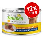 Natural Trainer Small & Toy Adult 12 x 150 g