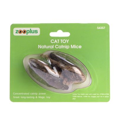 Natural Catnip Mouse