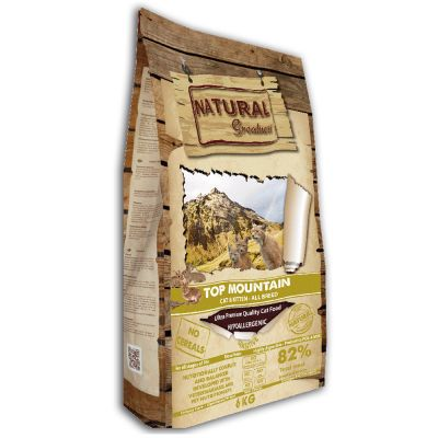 Natural Greatness Top Mountain con conejo