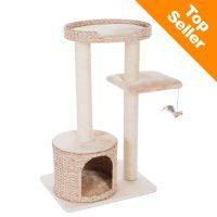 Natural Home II Cat Tree