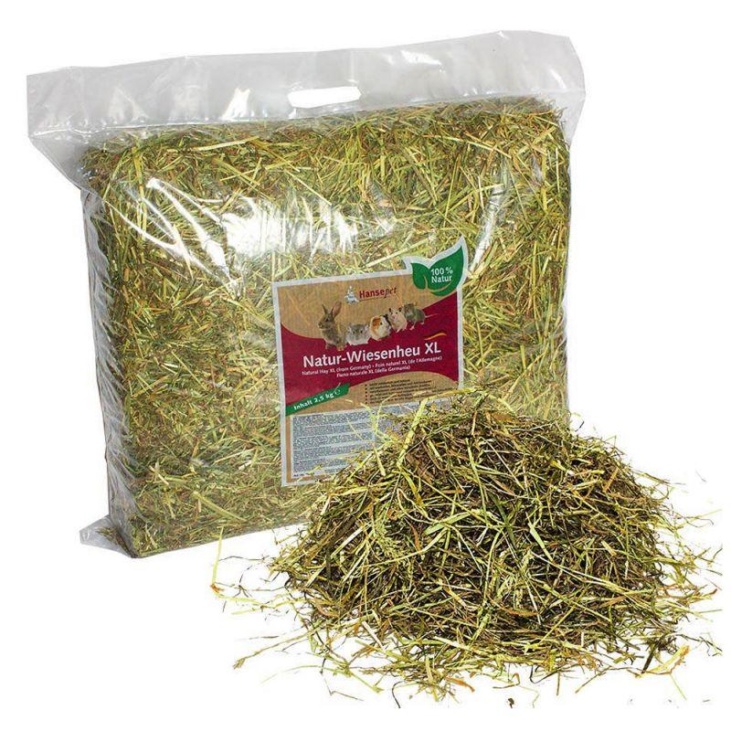 Natural Meadow Hay