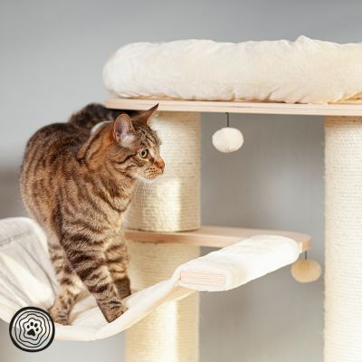 Natural Paradise Cat Tree - L