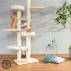 Natural Paradise Ceiling Cat Tree - Amaryllis