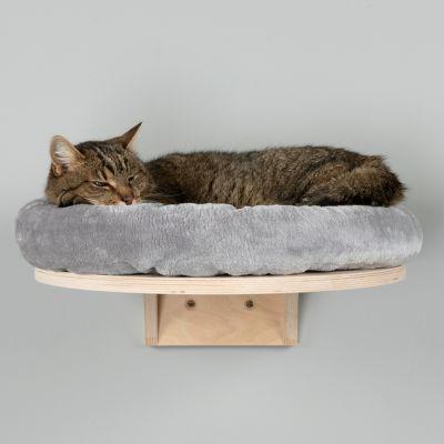 Falra szerelhető macska fekhely