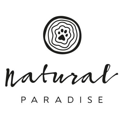 Natural Paradise 2in1 -riippumatto, medium