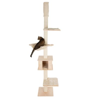 Natural Paradise Quadra Ceiling Cat Tree