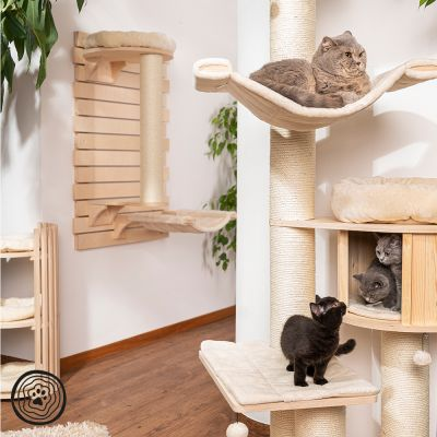 Natural Paradise XL Premium Edition Arranhador para gatos