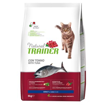 Natural Trainer Adult con Tonno