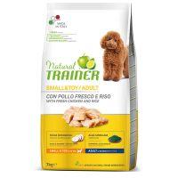 Natural Trainer Adult Small & Toy con Pollo fresco & Riso