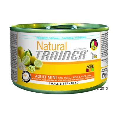 Natural Trainer Adult Small & Toy 6 x 150 g