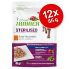 Natural Trainer Adult Sterilised 12 x 85 g