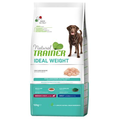 Natural Trainer Ideal Weight Medium / Maxi