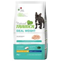 Natural Trainer Ideal Weight Small & Toy
