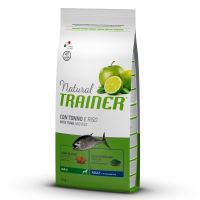 Natural Trainer Maxi Adult con Tonno & Riso