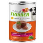Natural Trainer Puppy & Junior Medium/Maxi con Pollo