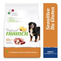Natural Trainer Sensitive No Gluten Adult Medium/Maxi con Anatra