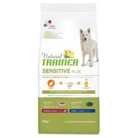 Natural Trainer Sensitive Plus Adult Medium/Maxi con Coniglio