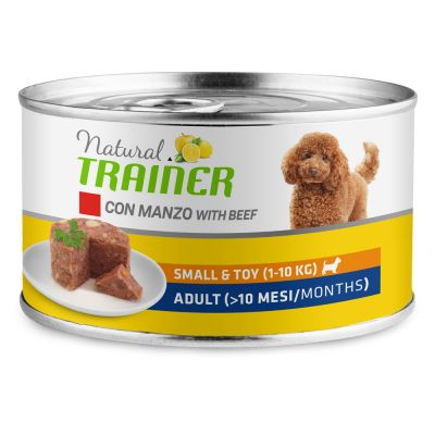 Natural Trainer Small&Toy Adult 24 x 150 g