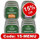 Nature Menu Country Hunter Complete Meals Dog Trays