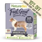 Naturediet Feel Good Senior Lite - Turkey & Chicken