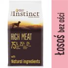 Nature's Variety True Instinct Dog High Meat Medium-Maxi, łosoś z tuńczykiem