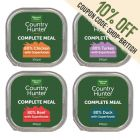 Natures Menu Country Hunter Complete Meals Dog Trays