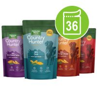 Natures Menu Country Hunter Superfood Selection Dog Pouches