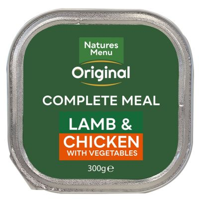 Natures Menu Original Complete Meals Dog Trays