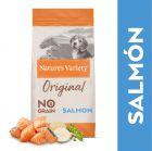 Nature's Variety Original No Grain Junior salmón
