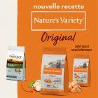 Nature's Variety Original No Grain Medium Adult saumon