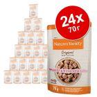 Икономична опаковка Nature's Variety Original Paté No Grain 24 x 70 г
